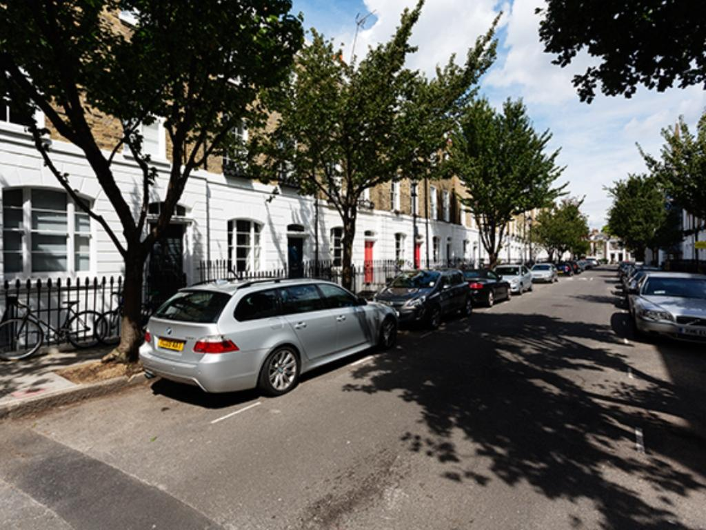 Pohled zvenku Veeve 4 Bedroom Classic Devonia Road Islington (Veeve  4 Bedroom Classic Devonia Road Islington)