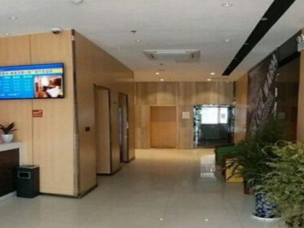 Lobby 7 Days Inn Loudi Lianyuan Renmin Plaza Bus Station Branch