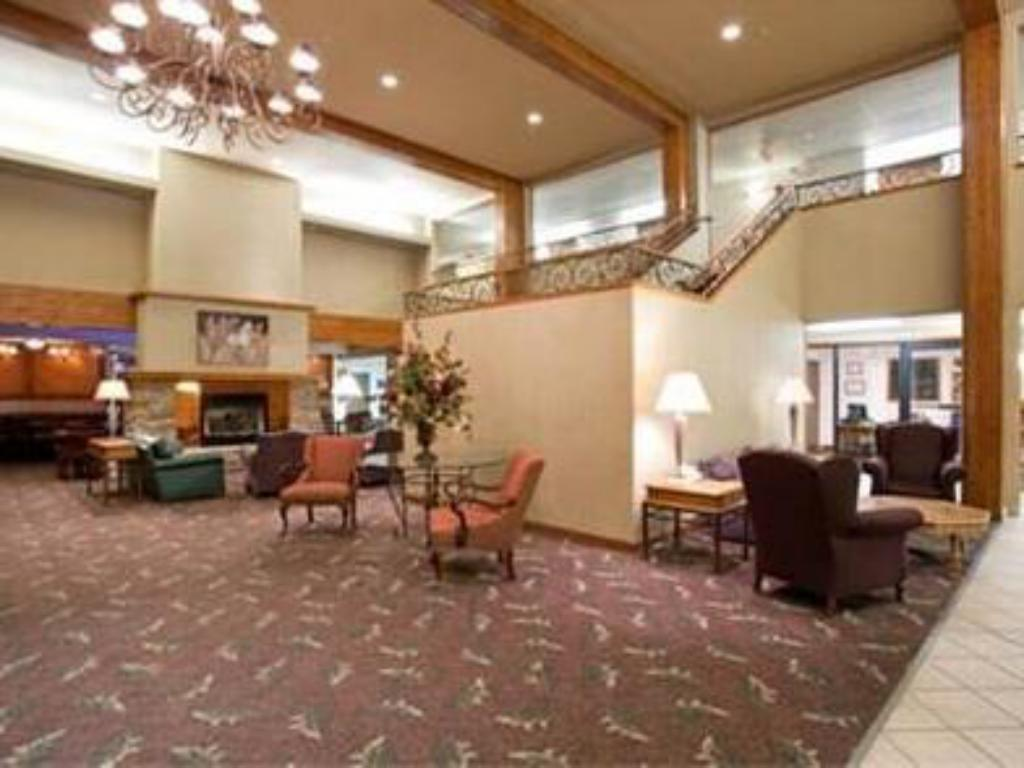 Lobby Holiday Inn Express Hotel & Suites Montrose - Townsend