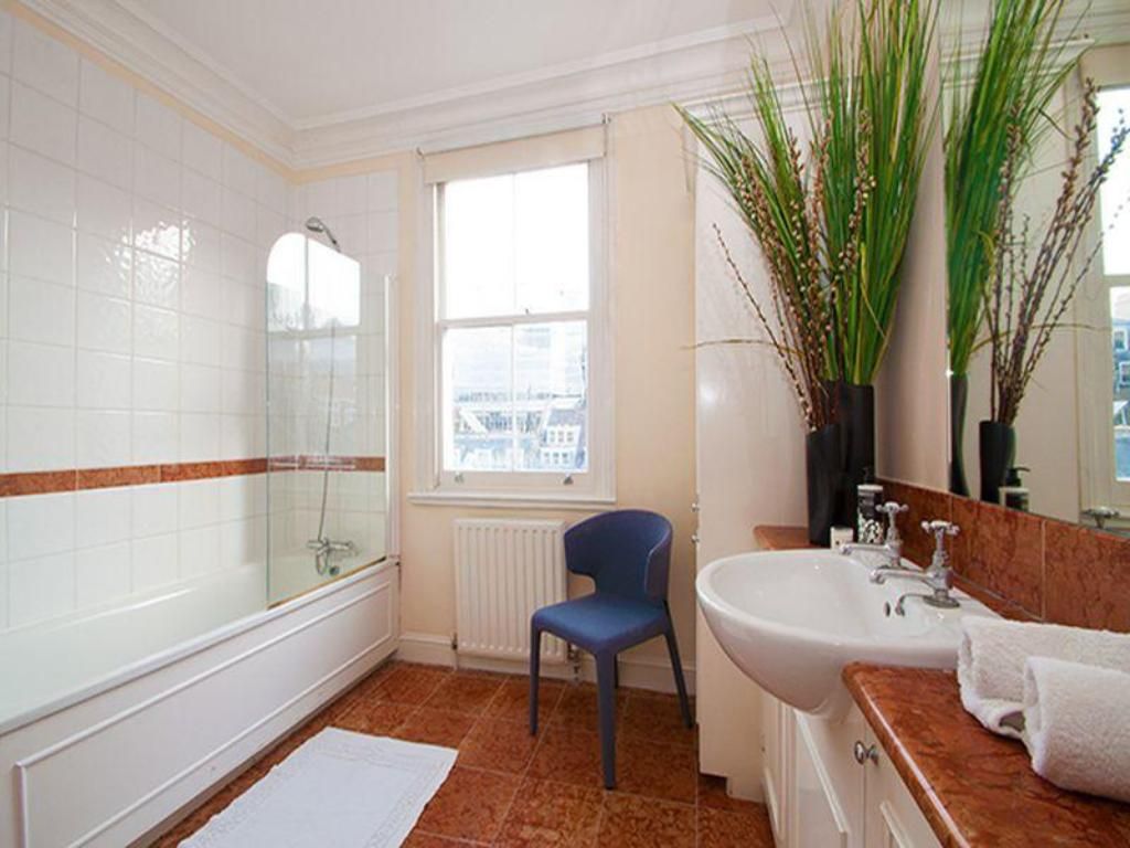 Ванна кімната Veeve  Welbeck Street 5 Minutes Walk From Oxford Street Westminster
