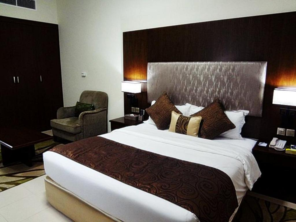 Studio typu King Grand Midwest View Hotel Apartments