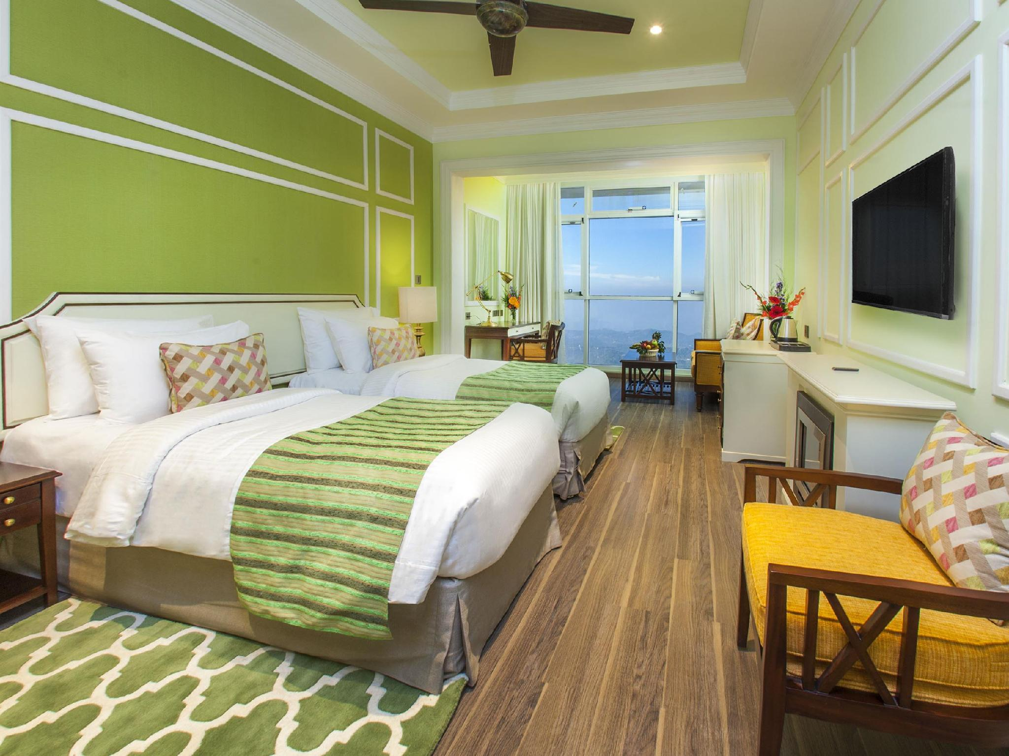 Tropic Green-Deluxe Double Room