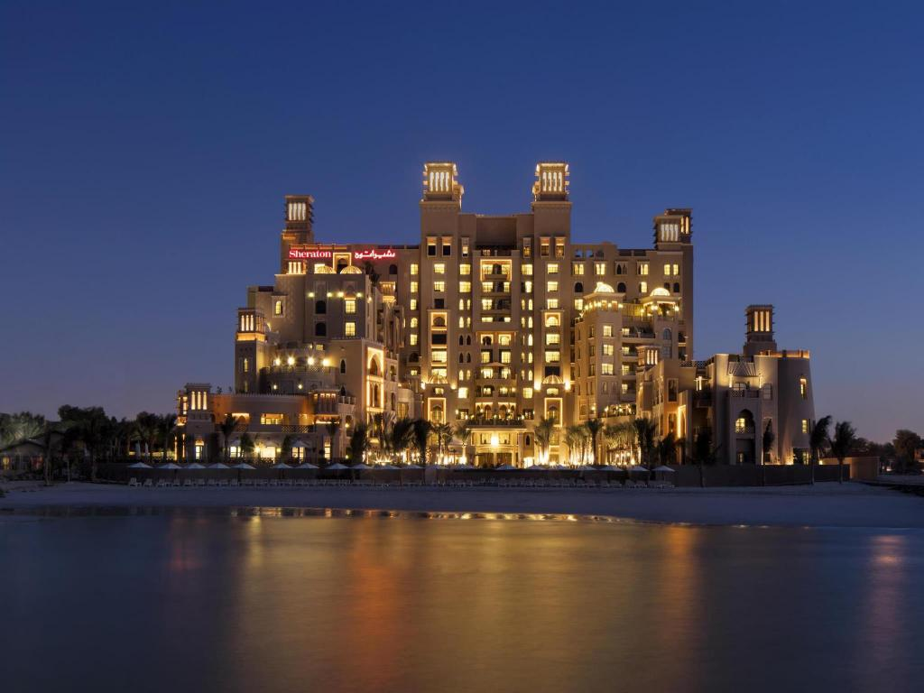 More About Sheraton Sharjah Beach Resort And Spa