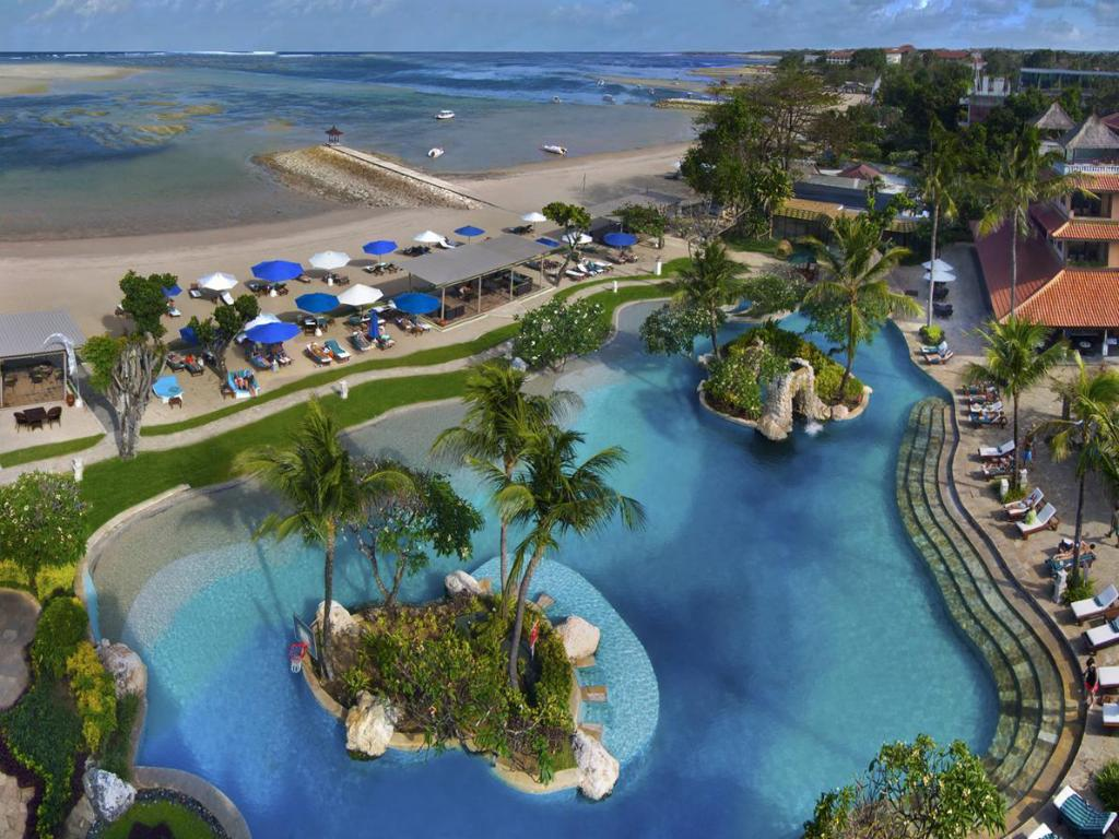 Best price on grand aston bali beach resort in bali reviews for Best beach hotels in bali