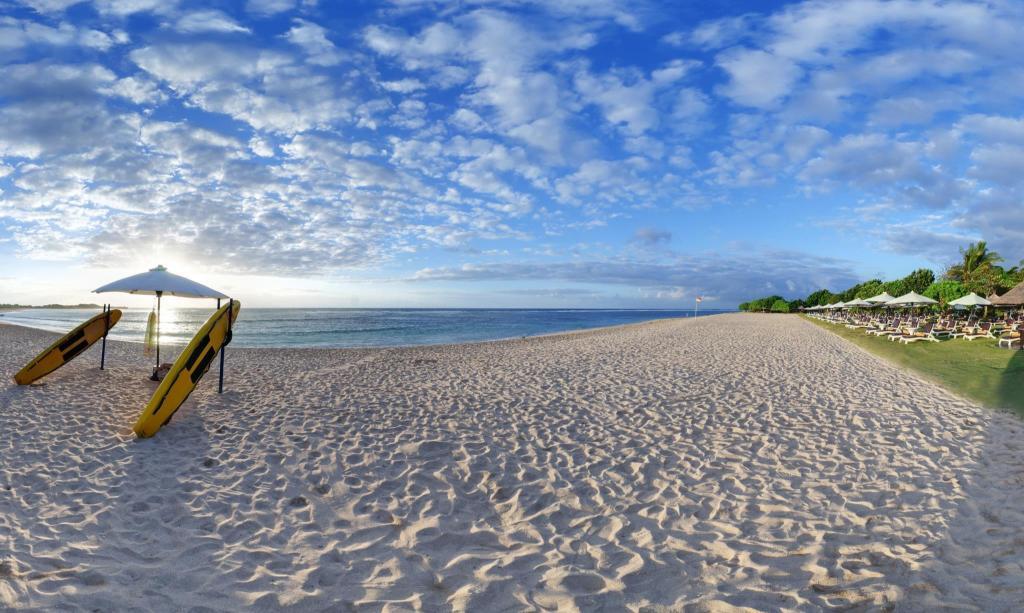 Mengiat Beach Bali Map