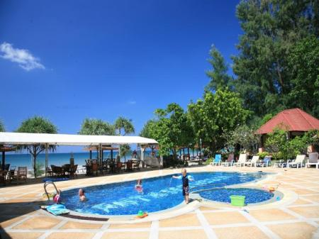 Swimming pool [outdoor] Lanta Sea House