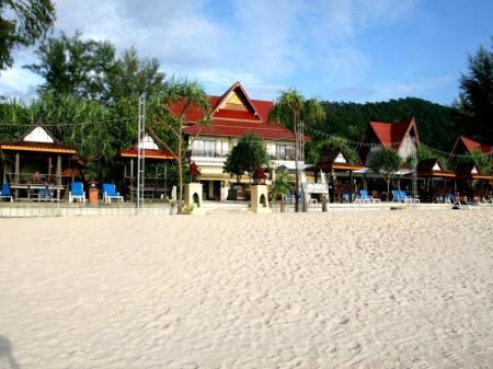 Entrance Lanta Sea House