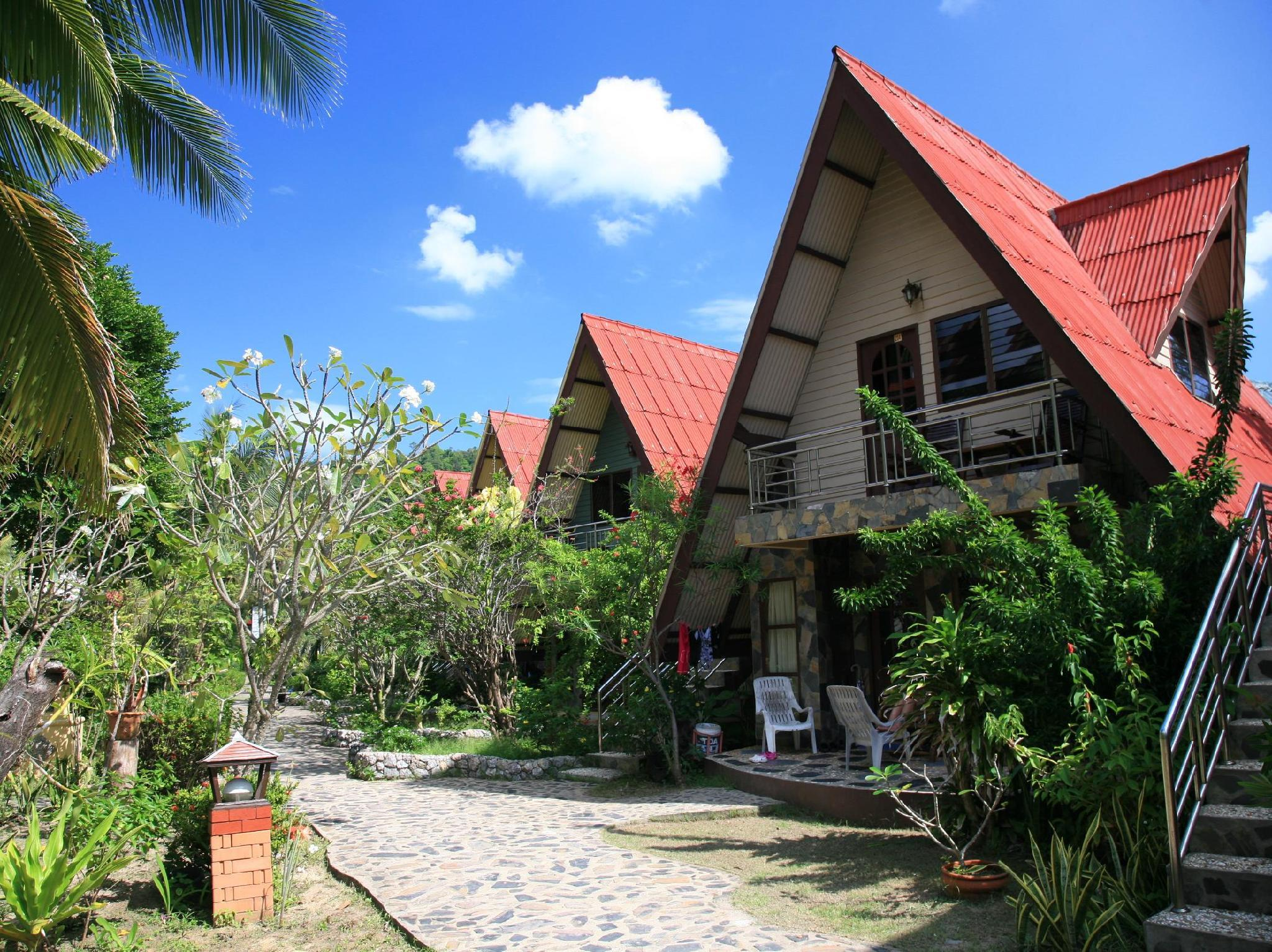 Deluxe Ground Floor