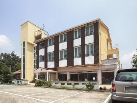 Exterior view Jungmun WOW Pension
