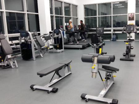 Fitness center Olle 2 Guesthouse