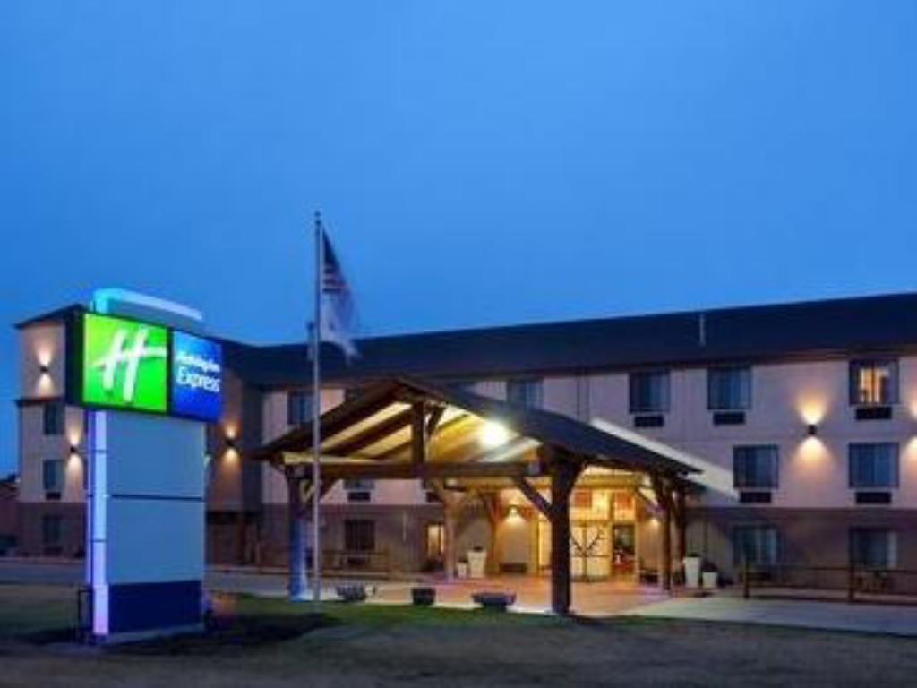 Veure totes les 9 fotos Holiday Inn Express Ogallala Hotel