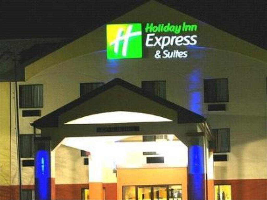Interiér Holiday Inn Express & Suites - Muncie