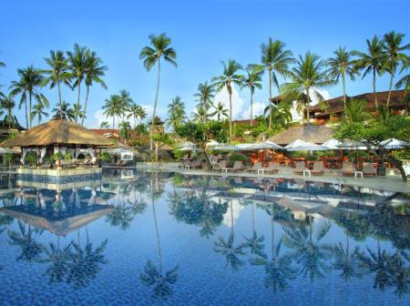 Swimming pool Nusa Dua Beach Hotel and Spa