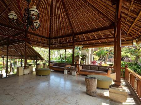 Lobby Pertiwi Resorts And Spa