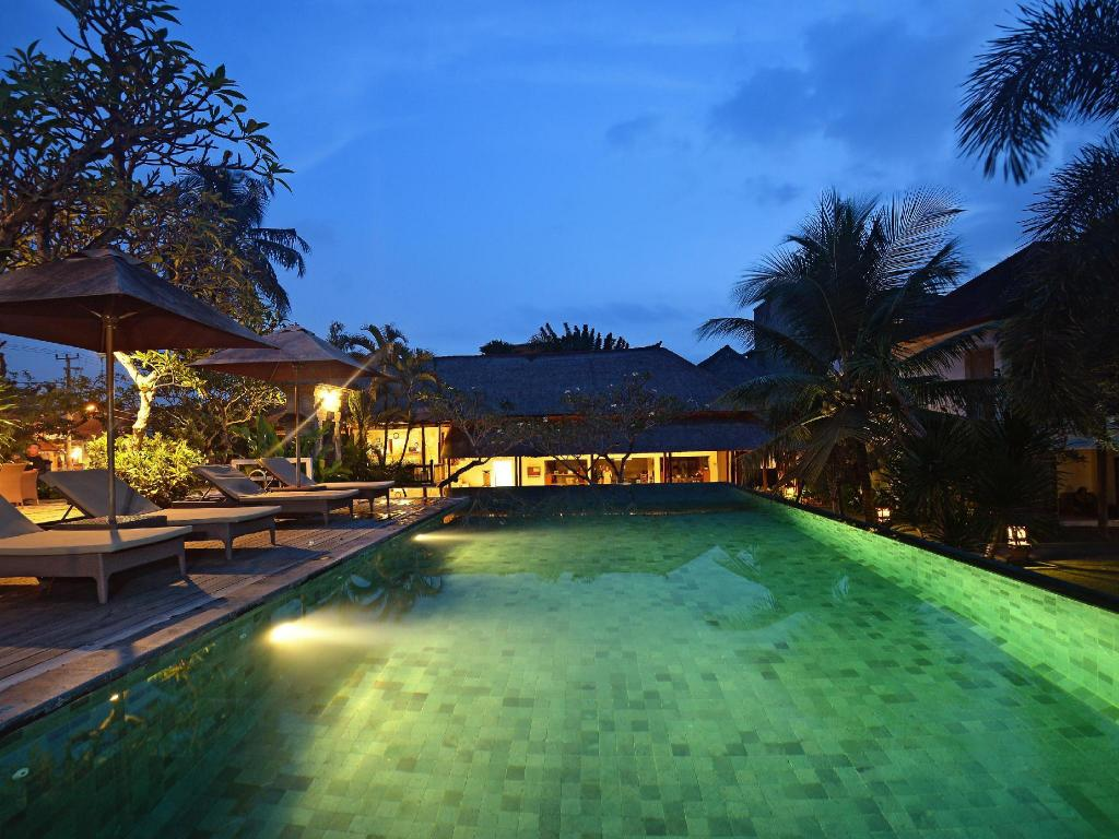 Piscina Pertiwi Resorts y spa (Pertiwi Resorts And Spa)