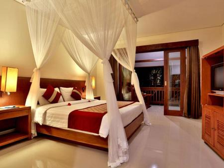 Deluxe klases Suite numurs Pertiwi Resorts And Spa