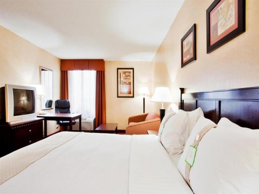 Leisure King Bed - Bed Holiday Inn Roanoke - Valley View
