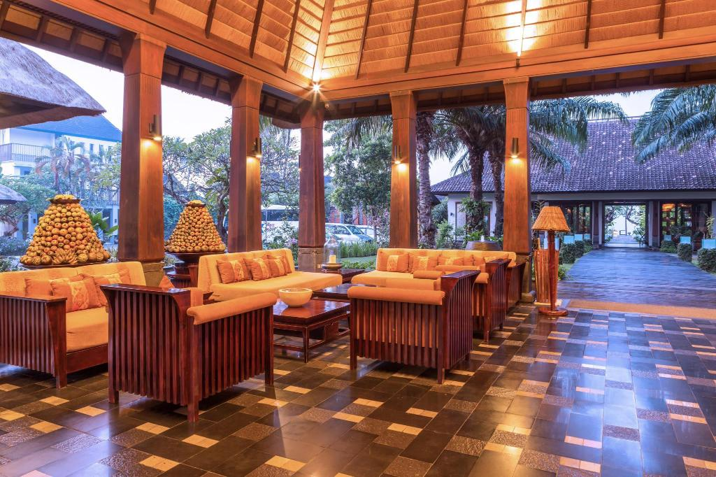 Lobby Rama Candidasa Resort & Spa