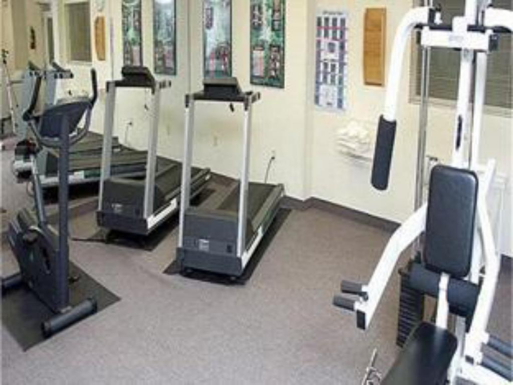 Fitness center Candlewood Suites Nanuet-Rockland County