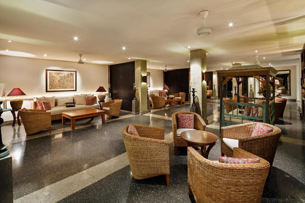 Exterior: The Legian Bali Hotel Resort
