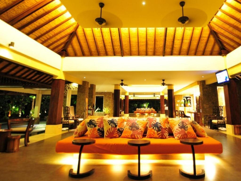 Interior View Kila Senggigi Beach Hotel Lombok