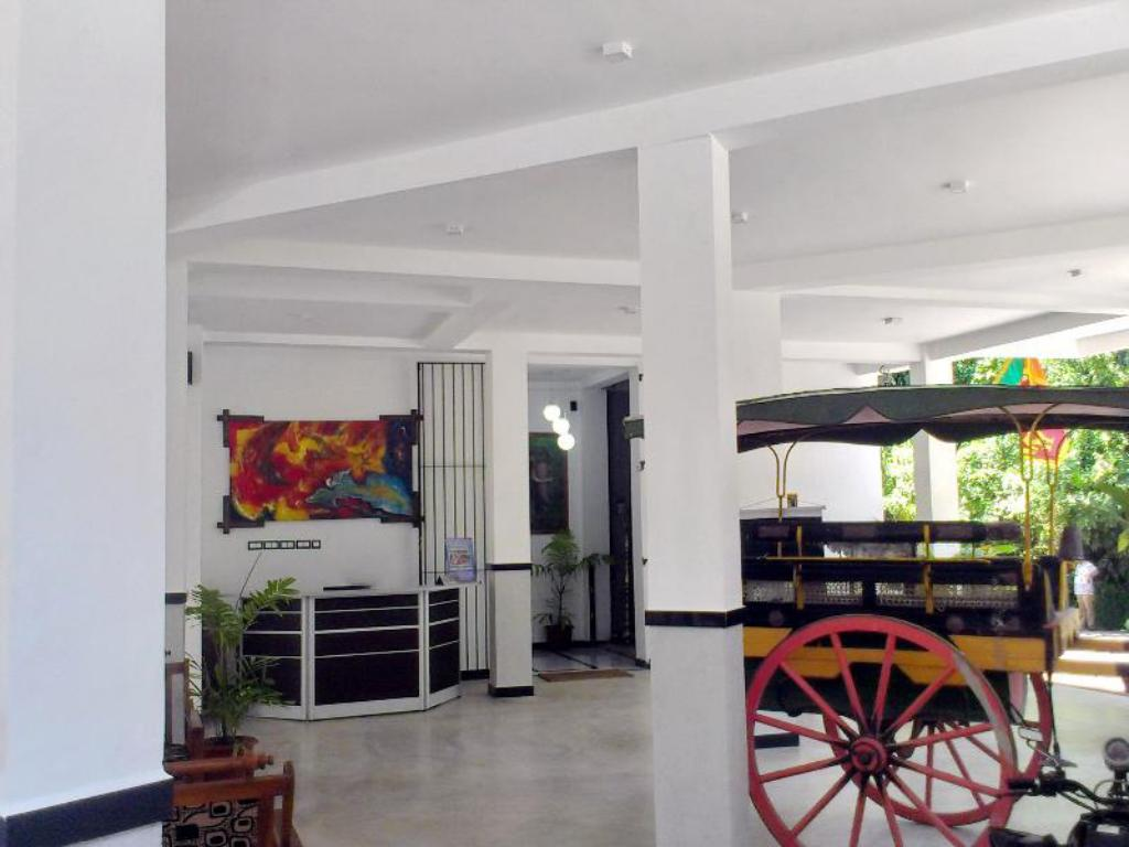 Interior view Eagles Residence