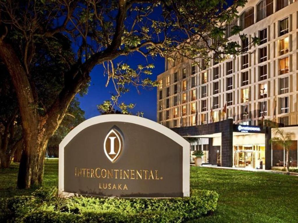 More about InterContinental Lusaka