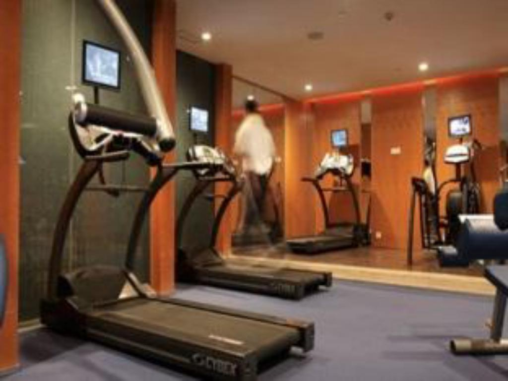 fitnesscentrum InterContinental Century City Chengdu