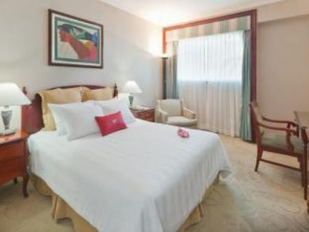 1 King Bed Non-Smoking Crowne Plaza Managua