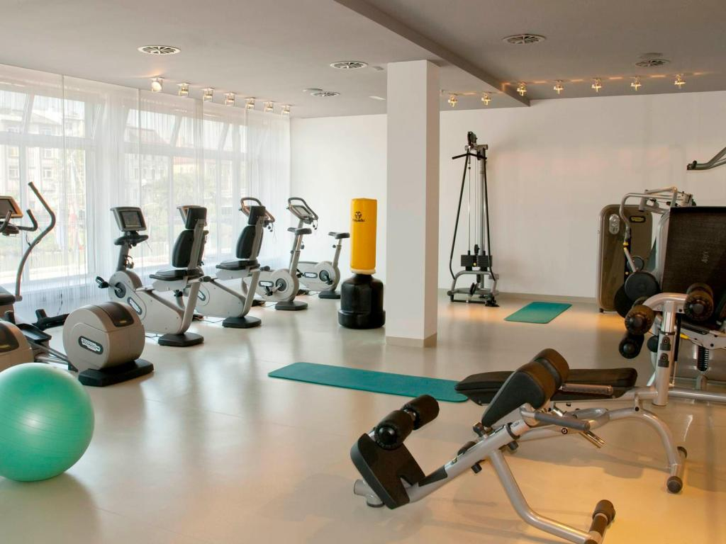 Fitness center Holiday Inn Villach