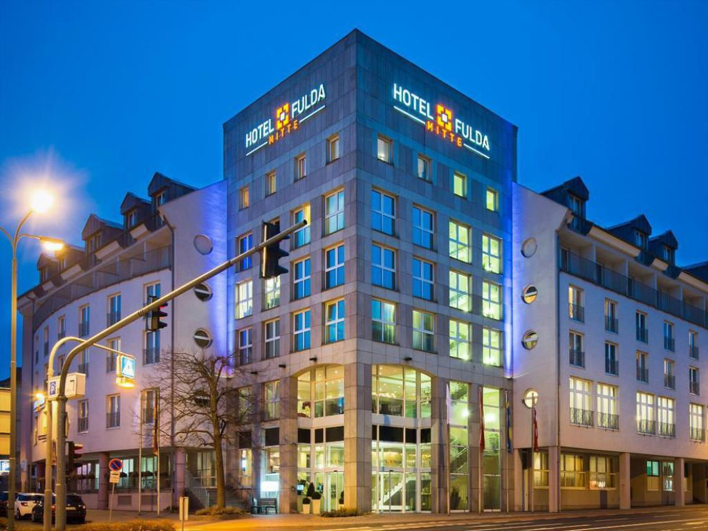 Hotel Fulda Mitte Fulda 2020 Updated Deals 6322 Hd Photos Reviews