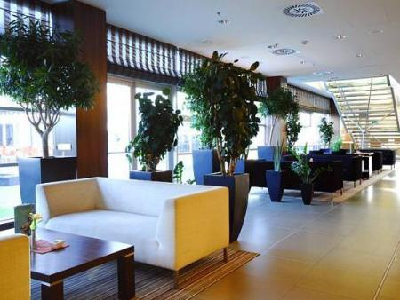 Empfangshalle Holiday Inn Zilina