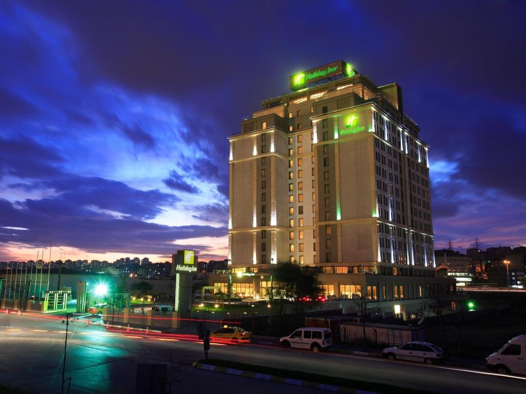 Holiday Inn Istanbul Airport Hotel in Turkey - Room Deals, Photos & Reviews