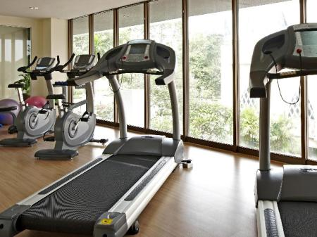 Fitness center Impiana Hotel Ipoh