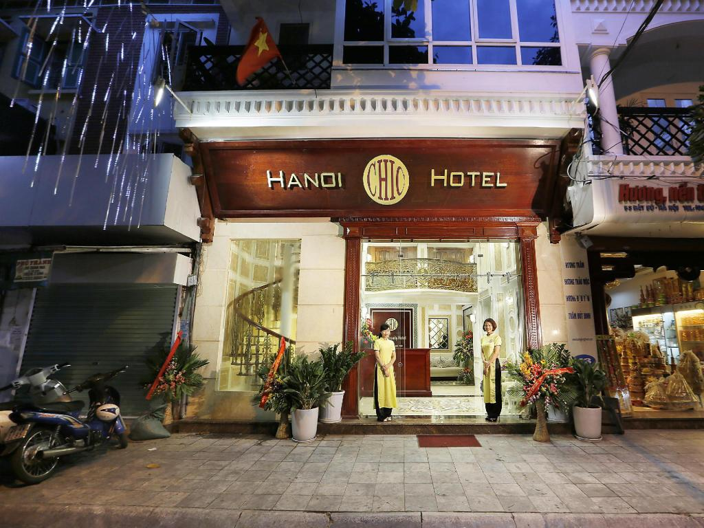 Best price on hanoi chic boutique hotel in hanoi reviews for Boutique hotel 75012