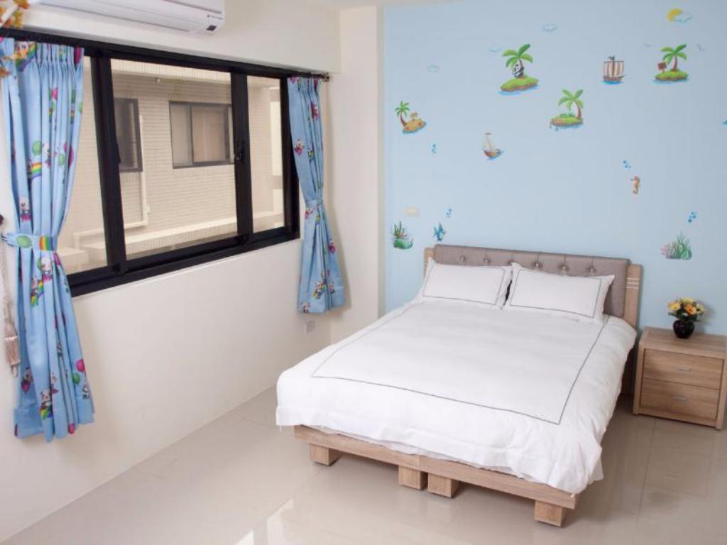 Double Room - Guestroom Haiwanylshu Bed and Breakfast