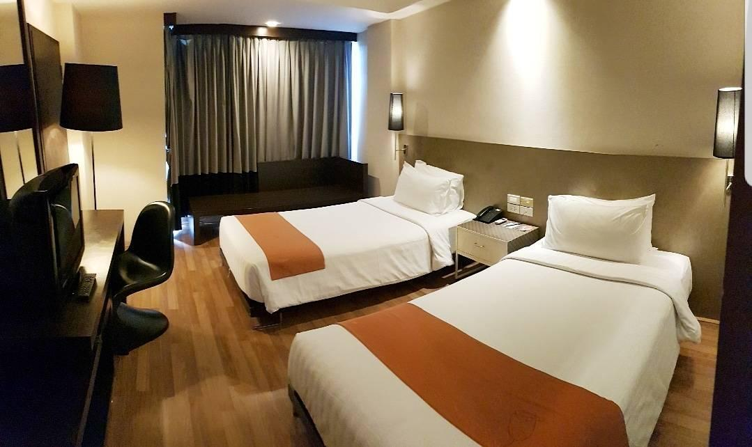 Cameră superior twin (Superior Twin Room)