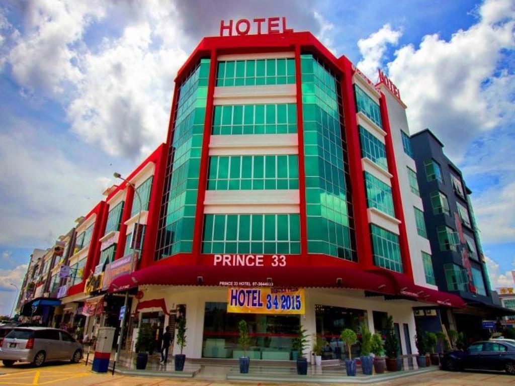 Image result for prince 33 hotel johor bahru