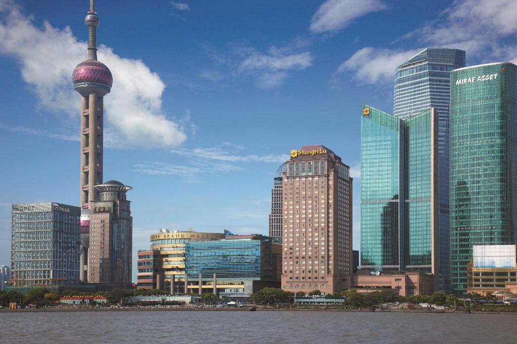 More about Pudong Shangri-La, East Shanghai