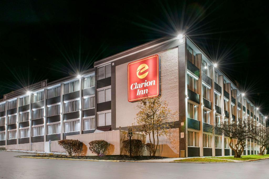 More about Clarion Inn Dayton Airport Englewood