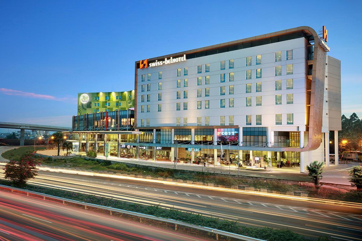 Best price on swiss belhotel airport jakarta in jakarta for Design hotel jakarta