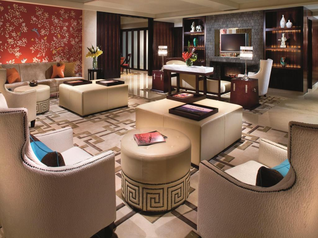 The Ritz-Carlton Suite, Club level, Presidential Suite - Bed