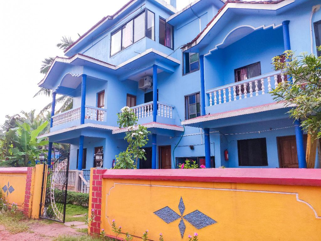 Morjim sunset guest house goa promo harga terbaik - Guest house in goa with swimming pool ...
