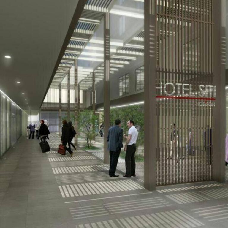 Siti Hotel Tangerang Promo Terbaru 2020 Foto Hd Ulasan