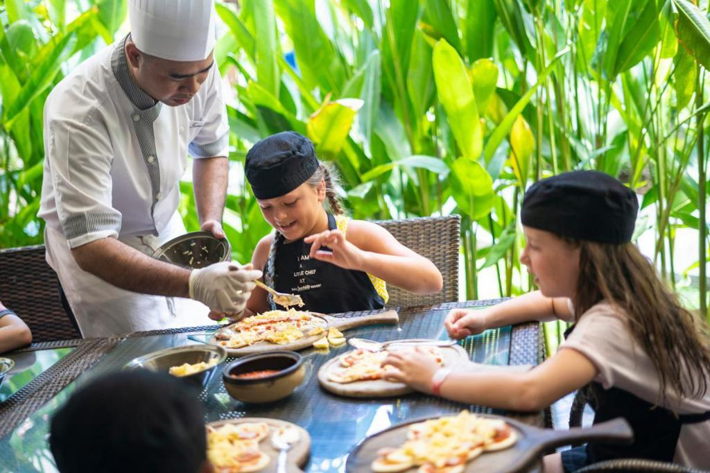 Kid's club Bali Dynasty Resort