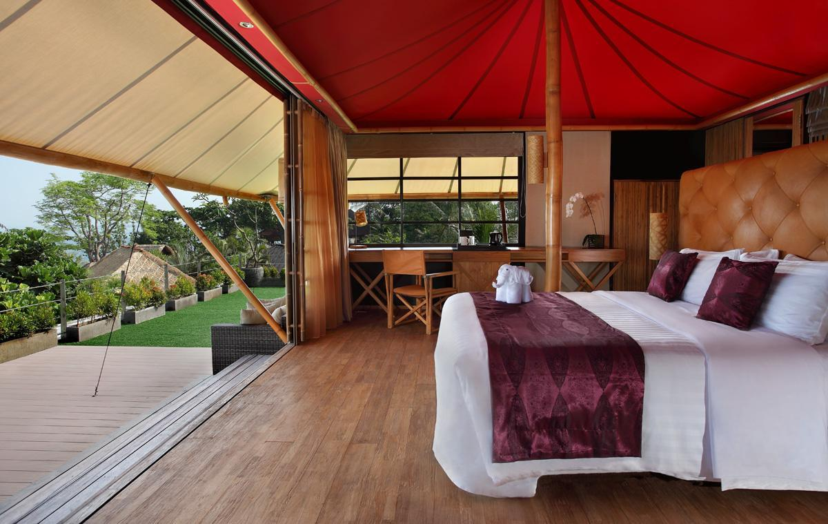 Luxury Tent Villa