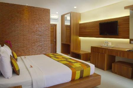 Deluxe  - Bed Wina Holiday Villa Hotel