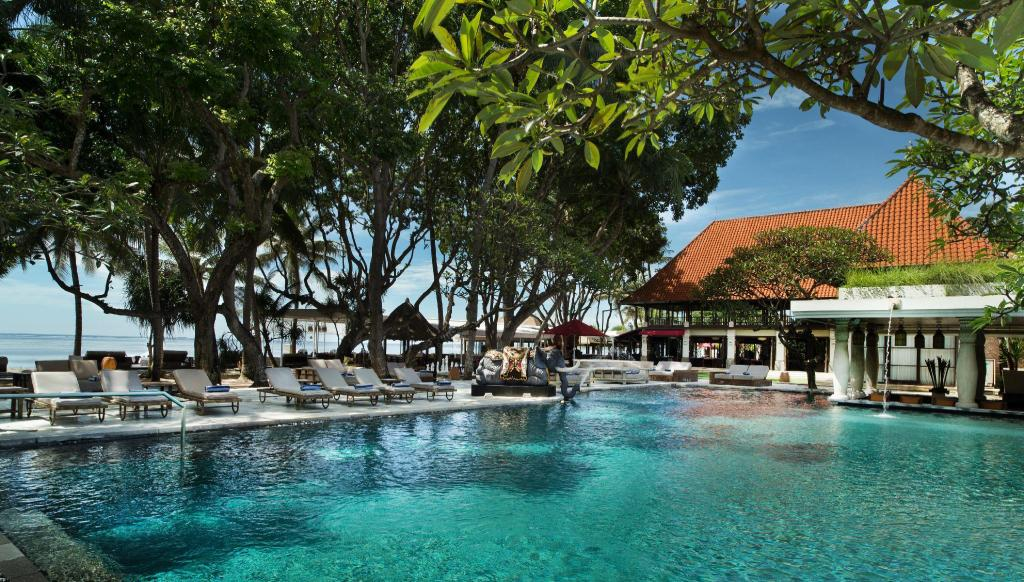 Best Price on Puri Santrian Beach Resort & Spa in Bali