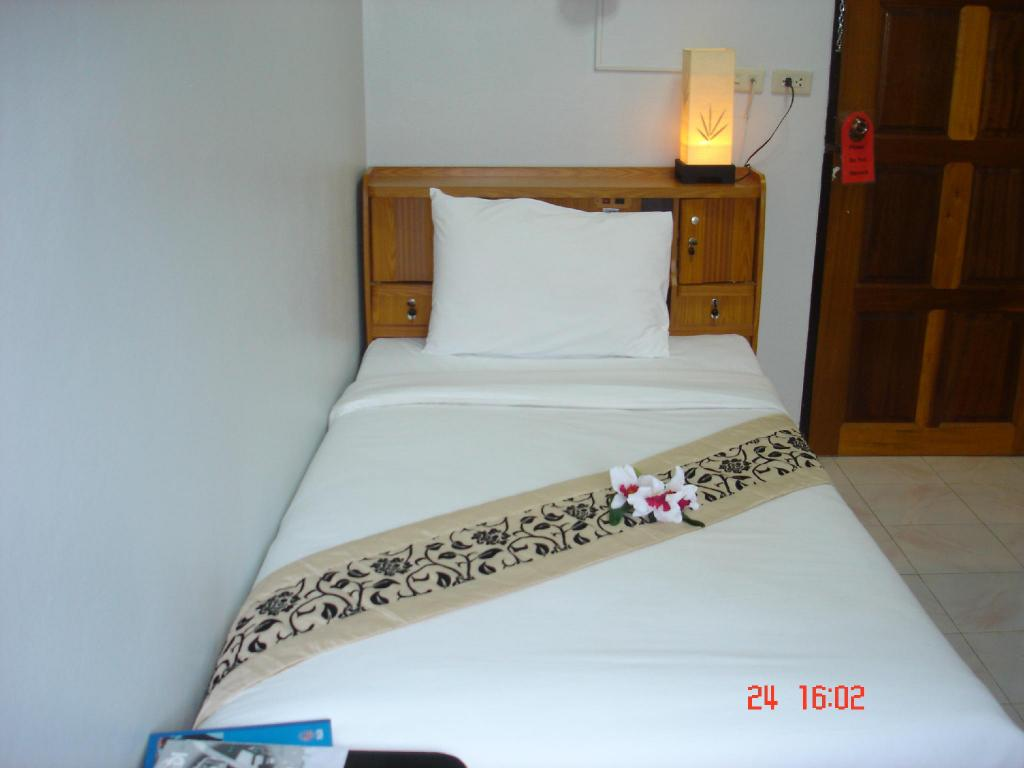 Standard 1 Single Bed - Bed Lamai Apartment