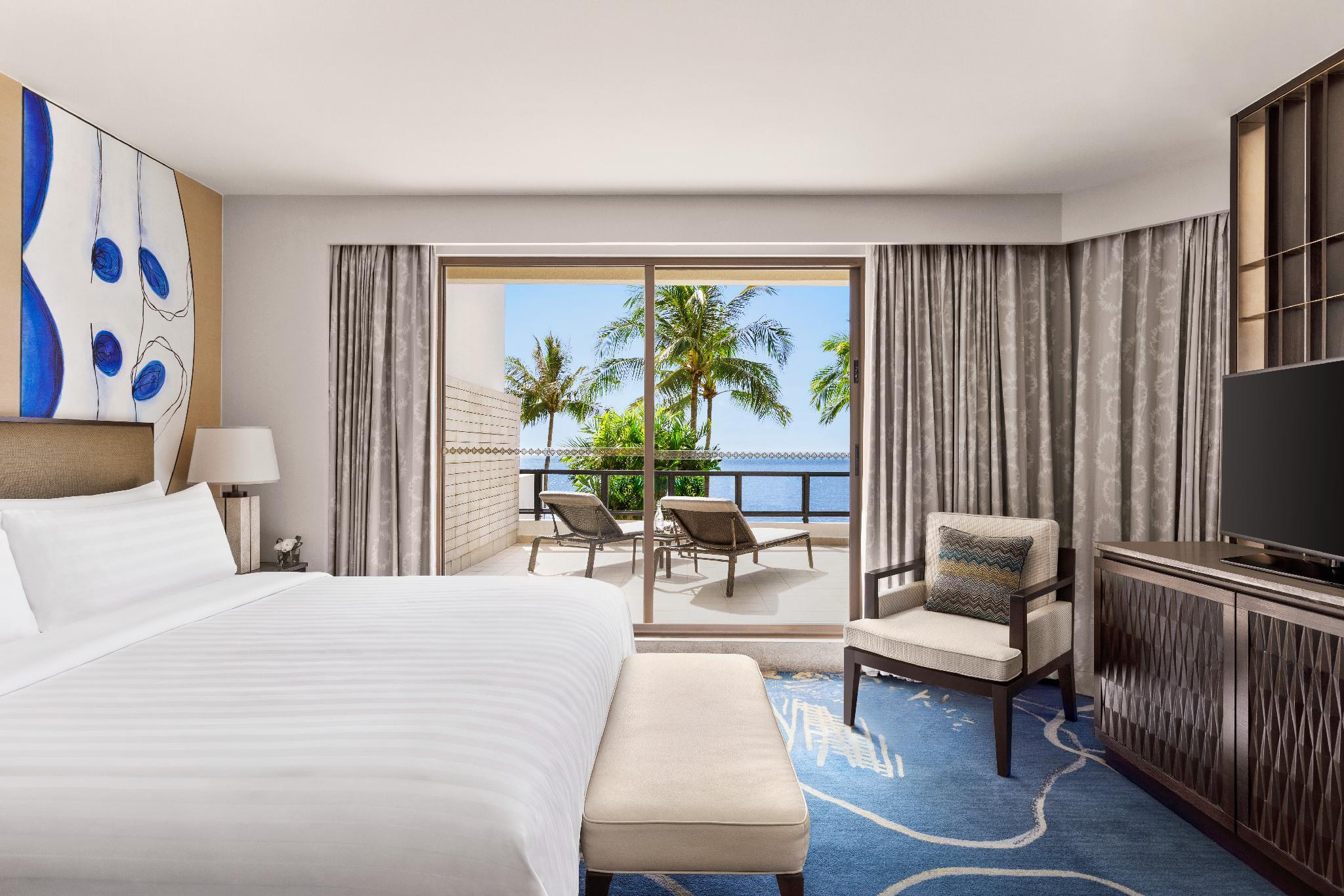 海景豪華Tanjung套房 (Tanjung Deluxe Sea View Suite)
